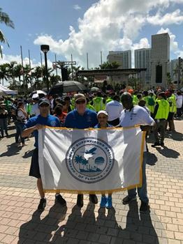 Click to view album: Working People Day February 24, 2018 at Bayside with AFL-CIO